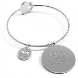 Bracciale Donna 10 Buoni Propositi Bangle Heart Amiche Più Di Prima B5142