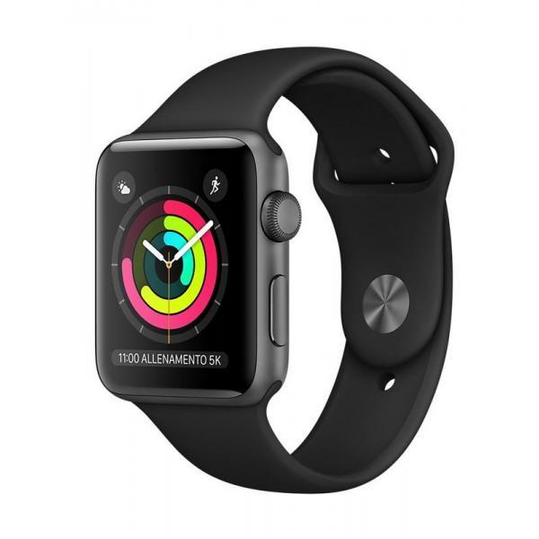 Acquistare Apple Watch Series 3 GPS 38MM Grey cod. MQKV2QL/A