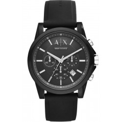 Orologio Uomo Armani Exchange Outerbanks Cronografo AX1326