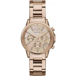 Acquistare Orologio Donna Armani Exchange Lady Banks AX4326 Cronografo