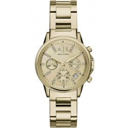 Acquistare Orologio Donna Armani Exchange Lady Banks AX4327 Cronografo