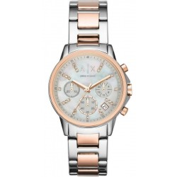 Acquistare Orologio Donna Armani Exchange Lady Banks AX4331 Cronografo