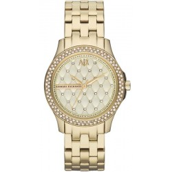 Acquistare Orologio Donna Armani Exchange Lady Hampton AX5216