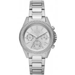 Acquistare Orologio Donna Armani Exchange Lady Drexler AX5650 Cronografo