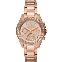 Acquistare Orologio Donna Armani Exchange Lady Drexler AX5652 Cronografo