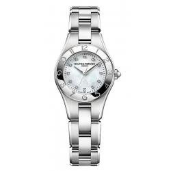 Acquistare Orologio Donna Baume & Mercier Linea 10011 Diamanti Madreperla