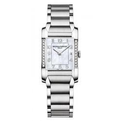 Acquistare Orologio Donna Baume & Mercier Hampton 10051 Diamanti Madreperla