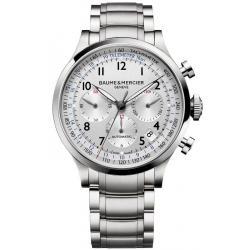 Acquistare Orologio Uomo Baume & Mercier Capeland 10064 Cronografo Automatico