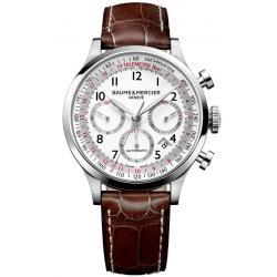Acquistare Orologio Uomo Baume & Mercier Capeland 10082 Cronografo Automatico