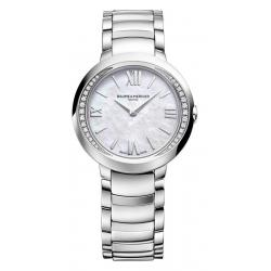 Acquistare Orologio Donna Baume & Mercier Promesse 10160 Diamanti Madreperla
