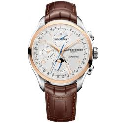 Orologio Uomo Baume & Mercier Clifton Chronograph Moonphase Automatic 10280