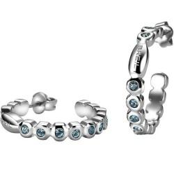 Orecchini Donna Breil Rolling Diamonds TJ1573