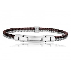 Bracciale Uomo Breil Cable TJ1829