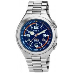 Orologio Uomo Breil Manta Professional Diver 300M TW1433 Automatico