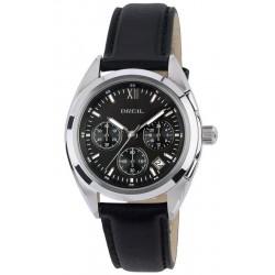 Acquistare Orologio Uomo Breil Claridge TW1626 Cronografo Quartz