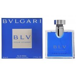 Profumo Uomo Bulgari Blu Pour Homme Eau de Toilette EDT 50 ml