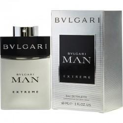 Profumo Uomo Bulgari Man Extreme Eau de Toilette EDT Vapo 60 ml