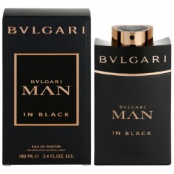 Profumo Uomo Bulgari Man in Black Eau de Parfum EDP Vapo 100 ml