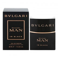 Profumo Uomo Bulgari Man in Black Eau de Parfum EDP 30 ml