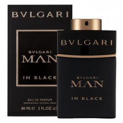 Profumo Uomo Bulgari Man in Black Eau de Parfum EDP Vapo 60 ml