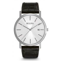 Orologio Uomo Bulova Dress 96B104 Quartz
