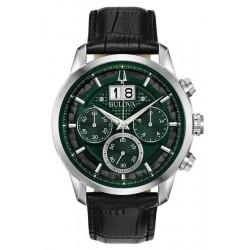 Acquistare Orologio Uomo Bulova Sutton Classic 96B310 Cronografo Quartz