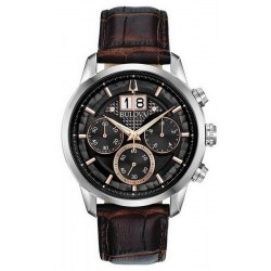 Acquistare Orologio Uomo Bulova Sutton Classic 96B311 Cronografo Quartz