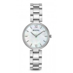 Orologio Donna Bulova Dress 96L229 Madreperla Quartz