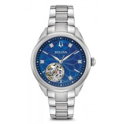 Acquistare Orologio Donna Bulova Classic 96P191 Diamanti Madreperla Quartz