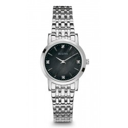 Acquistare Orologio Donna Bulova Diamonds 96S148 Diamanti Madreperla Quartz