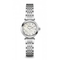 Acquistare Orologio Donna Bulova Diamonds 96S167 Diamanti Madreperla Quartz