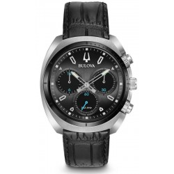 Acquistare Orologio Uomo Bulova Sport Curv Precisionist 98A155 Cronografo Quartz