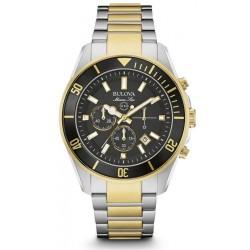 Acquistare Orologio Uomo Bulova Marine Star 98B249 Cronografo Quartz