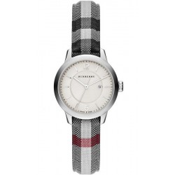 Acquistare Orologio Burberry Donna The Classic Round BU10103