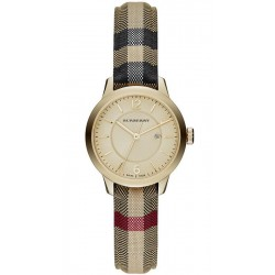 Acquistare Orologio Burberry Donna The Classic Round BU10104