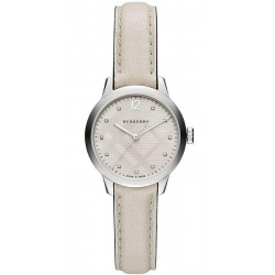 Acquistare Orologio Burberry Donna The Classic Round BU10105 Diamanti