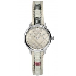 Acquistare Orologio Burberry Donna The Classic Round BU10113