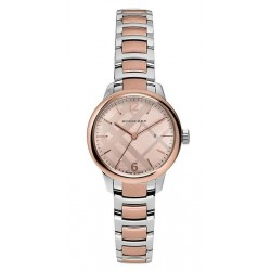 Orologio Burberry Donna The Classic Round BU10117