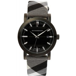 Acquistare Orologio Burberry Uomo The City Nova Check BU1377