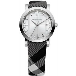 Acquistare Orologio Burberry Unisex The City Nova Check BU1378