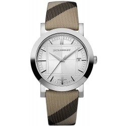 Acquistare Orologio Burberry Unisex The City Nova Check BU1390