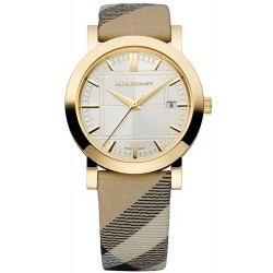Orologio Burberry Donna The City Nova Check BU1398