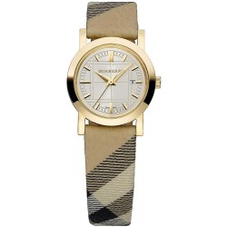 Acquistare Orologio Burberry Donna The City Nova Check BU1399