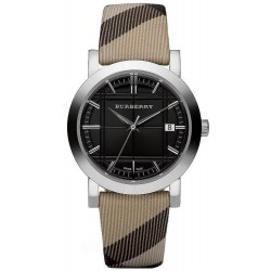 Acquistare Orologio Burberry Uomo The City Nova Check BU1772