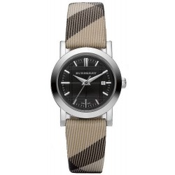 Orologio Burberry Donna The City Nova Check BU1773