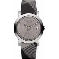 Acquistare Orologio Burberry Unisex The City Nova Check BU1774