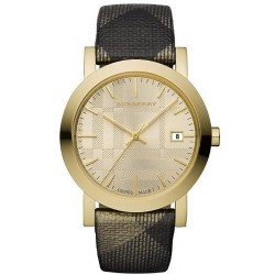 Acquistare Orologio Burberry Unisex The City Nova Check BU1874