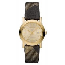 Acquistare Orologio Burberry Donna The City Nova Check BU1875