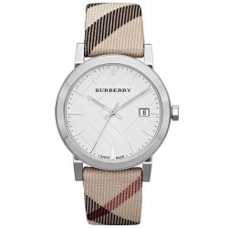 Acquistare Orologio Burberry Unisex The City Nova Check BU9022