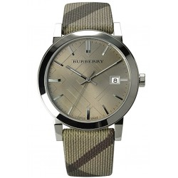 Acquistare Orologio Burberry Unisex The City Nova Check BU9023